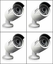 Swann NHD-818 - 4.0MP Super HD Day/Night Security CCTV Cameras   * 4 Pack *