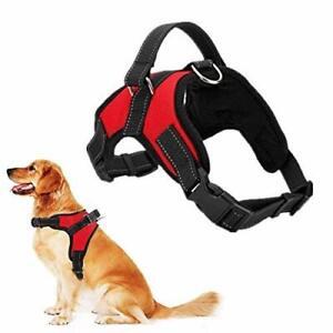 FancyWhoop Pet Dog Harness No Pull Adjustable Pet Walking Harness Dog Body Vest
