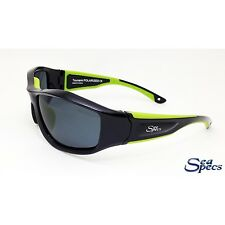 Seaspecs aFloat Tsunami Floating Sunglasses - Black