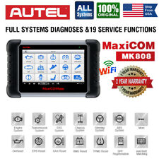 Autel MaxiCOM MK808 OBD2 All System Diagnostic Scanner IMMO Key EPB SAS as MX808