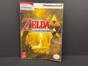 Legend of Zelda A Link Between Worlds Primas Nintendo 3DS 9780804162210