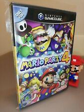 Mario Party 4 Nintendo GameCube Pal Italian version like new pari al nuovo