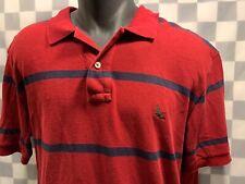 EDDIE BAUER Striped Polo Men's Shirt Size L