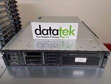 HP PROLIANT DL385 G5P 2U RACK SERVER 2x AMD2378, 128GB, P400/512MB,  2x 72GB HDD
