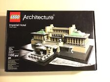 LEGO Architecture: Imperial Hotel (21017) NEW in Factory Sealed Box!