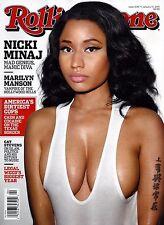 NEW Rolling Stone Magazine Nicki Minaj 1/15/15 2015  No Label USA Edition