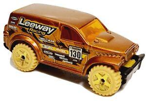 HOT WHEELS POWER PANEL LEEWAY RACING TRILL RACERS DESERT 2002 MODEL D68 RARE