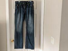 Buffalo David Bitton Game Boot Cut  Men's Jeans 32x34