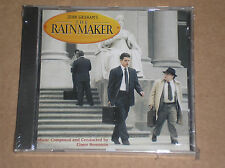 ELMER BERNSTEIN - THE RAINMAKER: ORIGINAL SOUNDTRACK - CD SIGILLATO (SEALED)