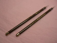2 X Waterproof & Soft Type Eyebrow Eyeliner Make Up Pencil No4 Free Post!