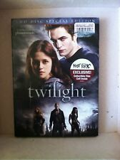 Twilight Two Disc Special Edition with Exclusive Collectible Film Cell Brand New