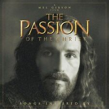 The Passion of the Christ Songs Inspired by (LIKE NW CD) Nick Cave Leonard Cohen