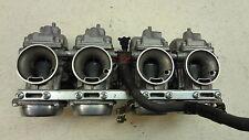 1984 Honda Nighthawk S CB700SC CB700 H735' carburetors carbs usable NICE!!