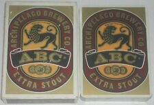ABC Extra Stout Playing Cards