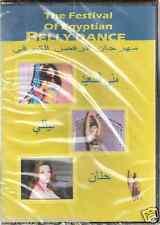 Egyptian BELLYDANCE Festival: Watch Arabic Belly Dancers perform ~NTSC Movie DVD