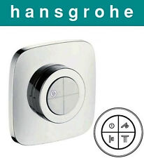 Hansgrohe PuraVida 15776000 iControl Mobile Electronic Shut-off & Diverter Valve