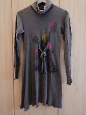 Vestito abito MOSCHINO grigio - donna ragazza - taglia M - 14 ANNI