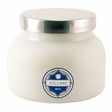Capri Blue CB705VOL White 19 Ounce Volcano Jar Candle