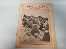 The War Illustrated No. 98 Vol 4 1941 Syria Wellington Bomber Malaya