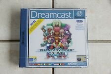 PHANTASY STAR ONLINE pour SEGA Dreamcast PAL | Neuf / NEW factory sealed | DC