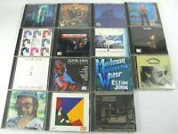 Elton John Assorted Albums 15 Discs & 15 Albums Rock Music CD Lot Free Shipping.