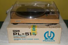 Pioneer PL-514 Vintage Belt Drive Hifi Turntable - 99p start