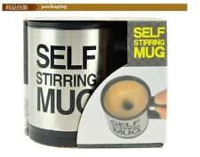 Automatic Electronic Self Stirring Mixing Stainless Steel Stir Cup Mug