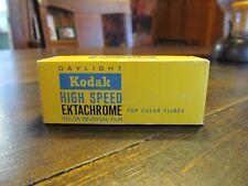 Kodak Daylight High Speed EKTACHROME Color Film Slides EH 120 Vintage NOS 1969