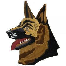 Mono Quick Applikationen Tiermotive Huskie-Schlittenhund ca 5,0x6,0 cm  14408