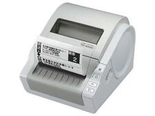 Brother TD4000 Direct Thermal Printer - Monochrome - Desktop - Label Print