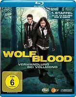 Wolfblood - Verwandlung bei Vollmond - Staffel 1 (2 ... | DVD | Zustand sehr gut