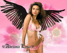 """Adriana Lima Hot Model Sexy Girl Star Wall Poster 30x24""""  L029"""