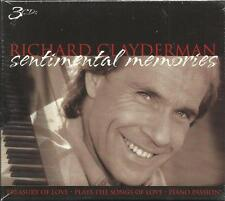 Sentimental Moments [Box] by Richard Clayderman (CD, Apr-2007, NEW-3 DISC SET