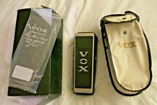 Vox V846HW handwired wah pedal