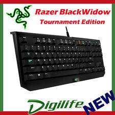 Razer BlackWidow Tournament 2014 Edition Gaming Keyboard USB Mechanical Keys