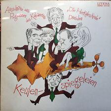 Keulen-Spiegeleien - Ausschnitte aus Programm des Kabaretts Dresden- Vinyl LP F9