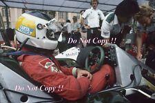 CARLOS REUTEMANN Williams FW07C MONACO GRAND PRIX 1981 fotografia 1