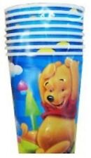 Winnie the Pooh Party Supplies Paper Party Cups 8 pack 9oz
