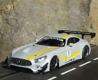 NSR MERCEDES AMG GT3 Nr.1 in 1:32 auch für Carrera Evolution     800097AW