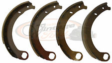 FORD PICKUP 1942 1946 1947 BRAKE SHOES SET FRONT OR REAR 4 SHOES FOR 2 WHEELS