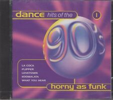 """Dance Hits Of The 90's """"Various Artists"""" NEW & SEALED CD - 20 Tracks"""