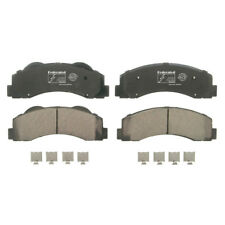 Disc Brake Pad Set Front Federated D1414C