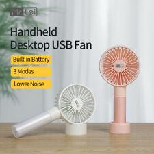 Mini Portable USB Ventilateur de Refroidissement Ventilateur de bureau 1200mAh