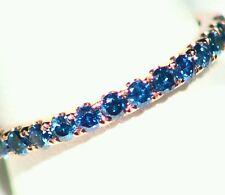 .46CT 14KT Gold Natural Round Diamond White Vintage Wedding Engagement Band Ring