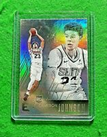 CAMERON JOHNSON PRIZM SILVER ROOKIE PHOENIX SUNS 2019-20 CHRONICLES ESSENTIALS