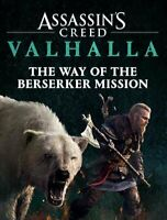 Assassins Creed Valhalla DLC Weg des Berserkers (NO GAME, for PS4 PS5, XBox, PC)