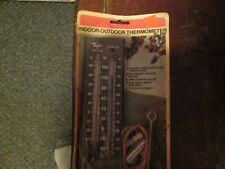 Vintage Taylor Sybron Indoor / Outdoor Thermometer 5326 NEW seal broken.