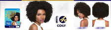 Outre Purple Pack HALF WIG Big Beautiful Hair - 4C COILY - *BNIB*