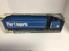 VINTAGE 70's ERTL PIER ONE CHEVY TITAN CAB  TRACTOR TRAILER