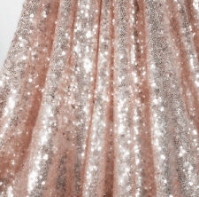 "Biil Beaded Wedding Lace Fabric 49"" Wide Sequin Bridal Lace Fabric 0.5 km"